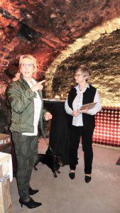 Ilona Krautwald, 1. und 2. Platz schönster Teckel