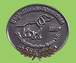 BHP-Abzeichen in Bronze