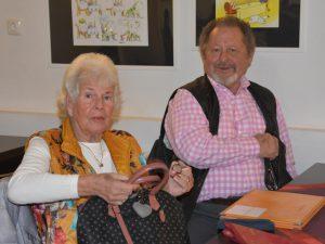 Heidi und Reinhold Bohrmann