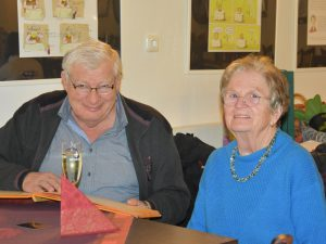 Erhardt und Annelie Grauer